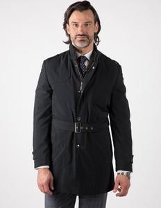 Płaszcz męski Vestus z tkaniny