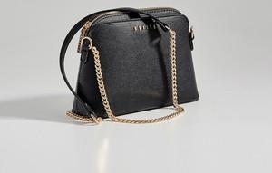 Czarna torebka Mohito mała