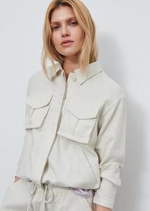 Kurtka Reserved z bawełny w stylu casual