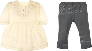 Tunika dziewczęca Ewa Collection z bawełny dla dziewczynek