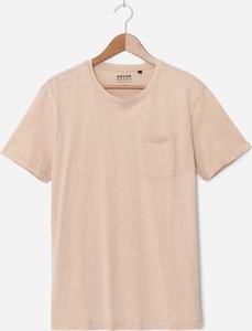 T-shirt House w stylu casual
