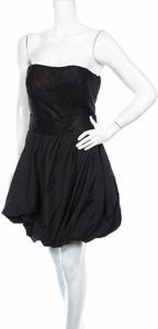 Czarna sukienka Why Not bez rękawów mini