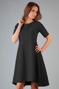 Sukienka Tessita rozkloszowana z bawełny