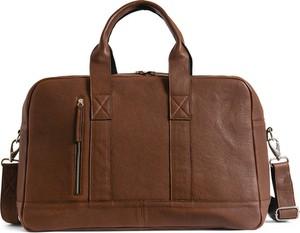 Brązowa torba podróżna Still Nordic