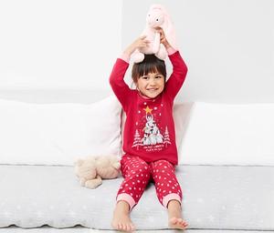 f7cb87a560288d Piżamy dziecięce Tchibo, kolekcja lato 2019