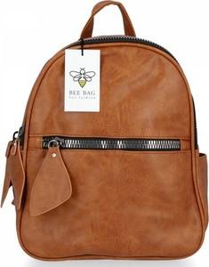 Brązowy plecak Bee Bag