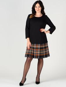 Czarna sukienka Danica Maternity