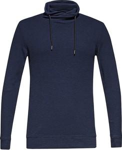 Niebieska bluza Esprit