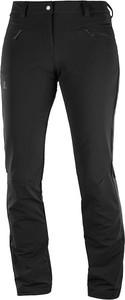 Spodnie sportowe Salomon w sportowym stylu