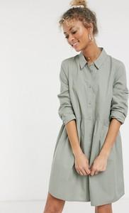 Sukienka Asos mini szmizjerka