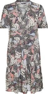 Sukienka Only z krótkim rękawem mini