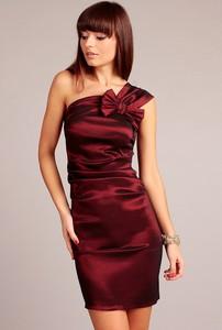 4c06685d6c sukienki wieczorowe na jedno ramie - stylowo i modnie z Allani