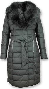 Czarny płaszcz Gentile Bellini w stylu casual