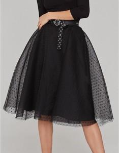 Czarna spódnica Klaudyna Cerklewicz