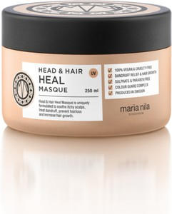 Maria Nila Head&Hair Heal Masque 250ml - maska do problematycznej skóry głowy