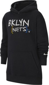 Czarna bluza Nike w sportowym stylu