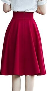 Czerwona spódnica Ontinva