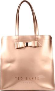 Różowa torebka Ted Baker