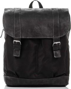 f1af210041c57 plecak czarny skórzany - stylowo i modnie z Allani