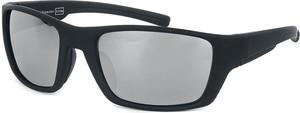 Emp Sport Matte Black Okulary przeciwsłoneczne - czarny