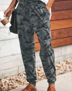 Spodnie sportowe Kendallme w militarnym stylu z dresówki