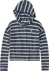 Bluzka dziecięca Abercrombie & Fitch w paseczki