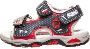 Buty dziecięce letnie Primigi ze skóry dla chłopców