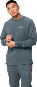 Bluza Jack Wolfskin w stylu casual z plaru