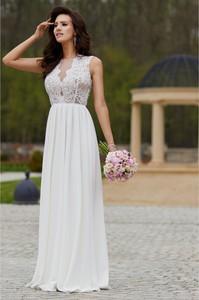 Sukienka LAVIKA bez rękawów z tiulu gorsetowa