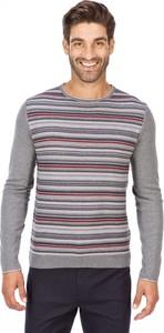 Sweter Lanieri Fashion z bawełny w stylu casual