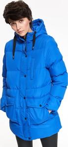 Niebieska kurtka Top Secret