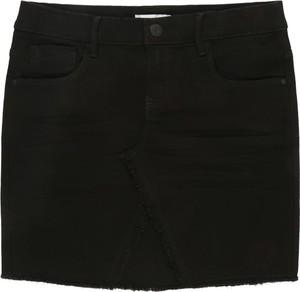 Czarna spódniczka dziewczęca Name it z bawełny
