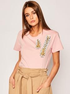 T-shirt Puma w stylu casual