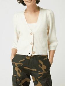 Sweter Noisy May z wełny w stylu casual