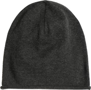 Czarna czapka Cool Club z dzianiny