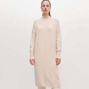 Sukienka Reserved mini z długim rękawem