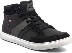 Sneakersy LANETTI - MP07-6609-11 Black
