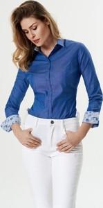 Koszula Natty Looker w street stylu z długim rękawem