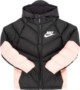 Czarna kurtka Nike