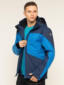 Niebieska kurtka ROSSIGNOL w stylu casual