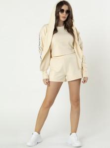 Bluza Ptakmoda.com krótka w młodzieżowym stylu