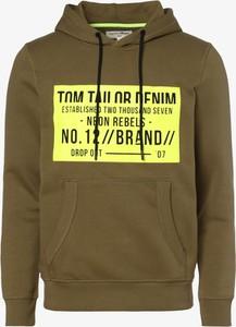 Zielona bluza Tom Tailor Denim