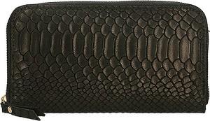 Czarny portfel Ore10