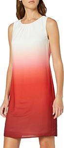 Sukienka amazon.de mini z okrągłym dekoltem trapezowa