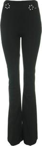 Czarne spodnie Fracomina