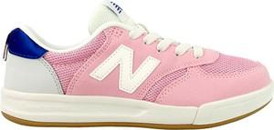Różowe buty New Balance