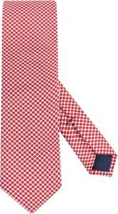 Krawat Ascot z jedwabiu