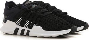 Buty sportowe Adidas z płaską podeszwą sznurowane