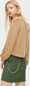 Zielona spódnica Cropp