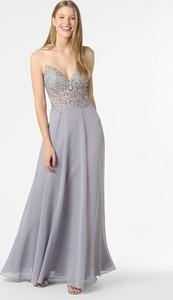 Sukienka Laona gorsetowa na ramiączkach